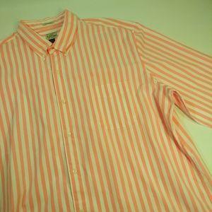 J. Crew Men's Pink Button Down Casual Dress Shirt